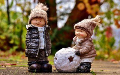Weihnachtsferien und zankende Geschwister
