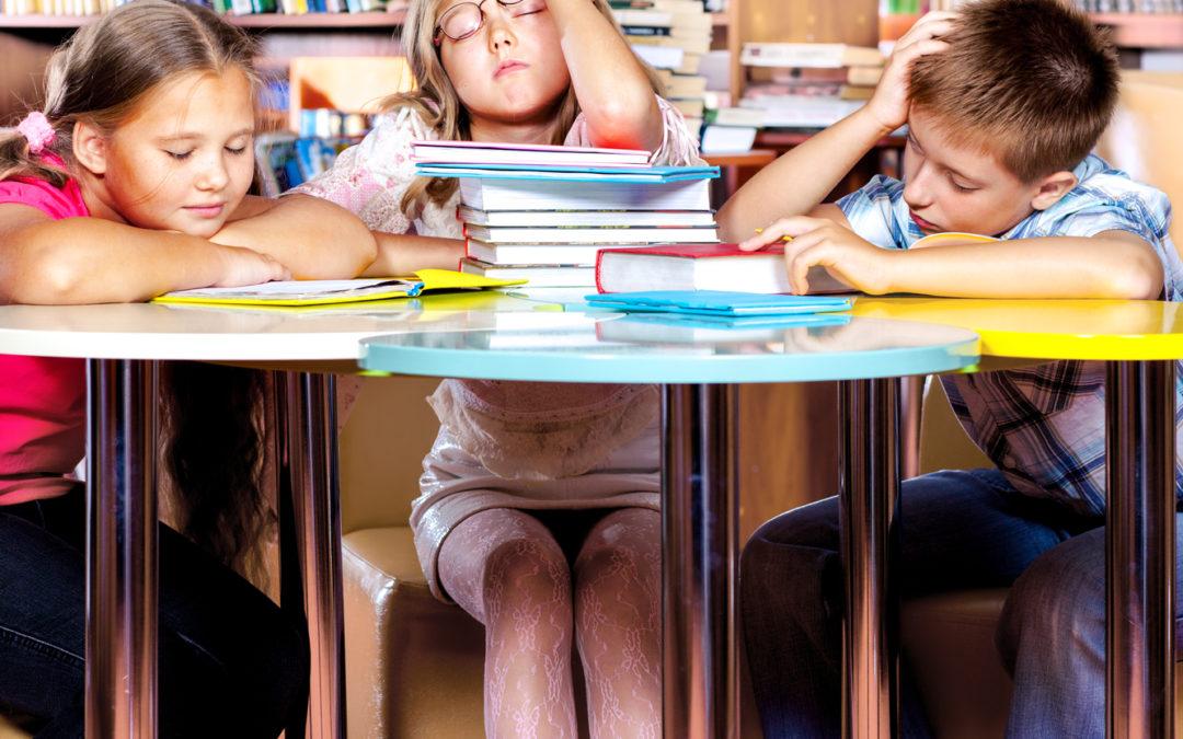 Leistungsdruck in der Schule – Was tun? – Teil1
